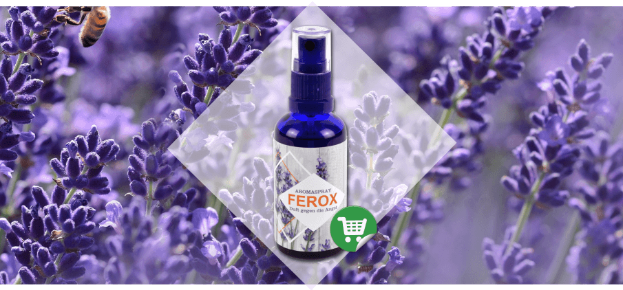 FEROX scent against anxiety